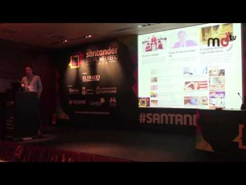 Santander Social Weekend 2016: Big Data en Social Media