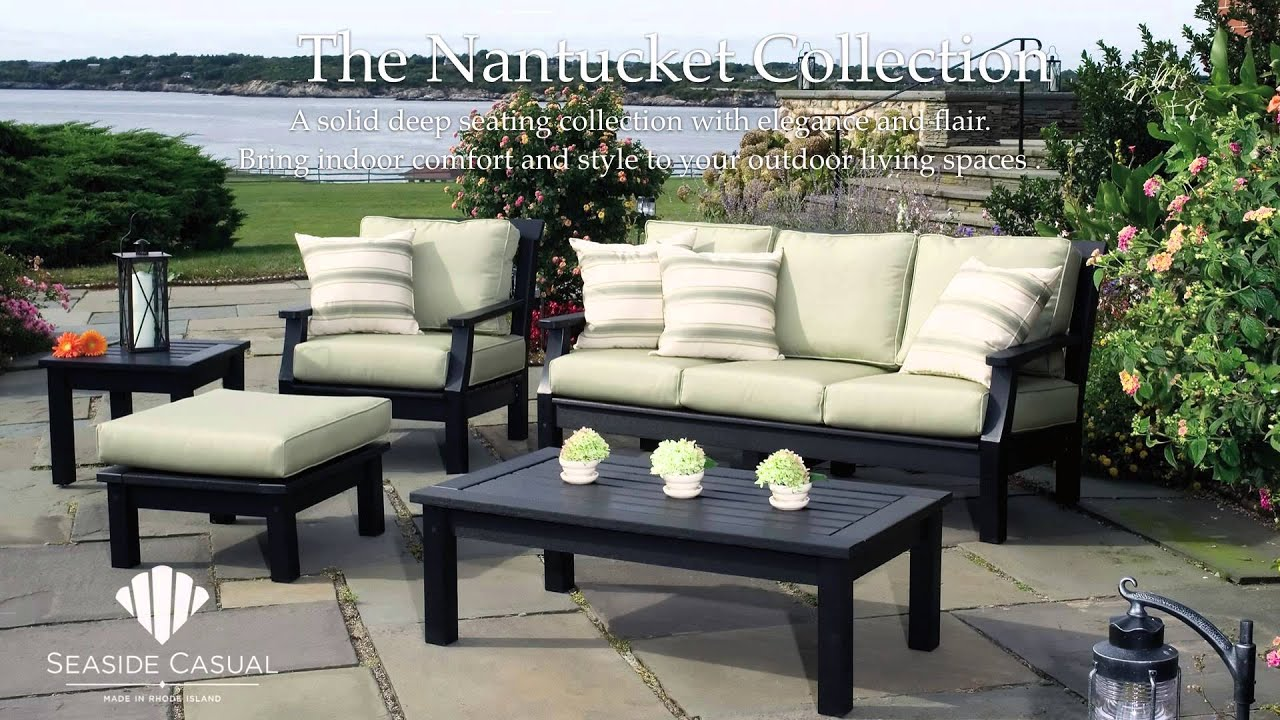 Seaside Casual Patio Furniture.Seaside Casual Outdoor Collection American Country
