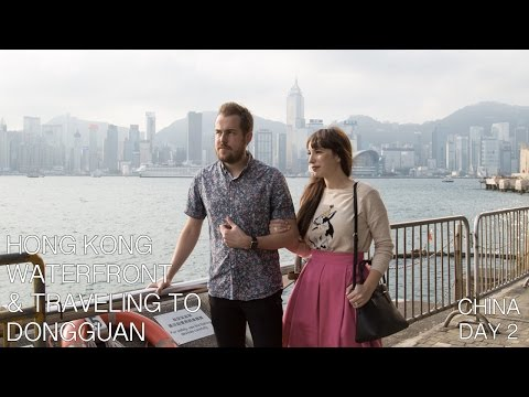 Hong Kong to Dongguan CHINA!