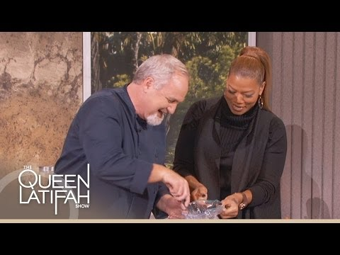 Chef Art Smith's Healthy Comfort Recipes on The Queen Latifah Show