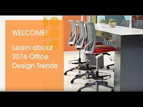 2020 Office Webinar: 2016 Office Design Trends