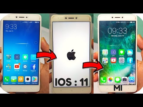 No Root] Install ios 10 on your MIUI Android   make your