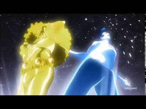 Space dandy dance