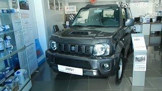 Suzuki Jimny 1,3 L 85 л з 4WD AT JLX дорога іграшка за 1 130 000 ₽