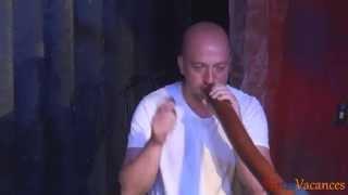 Musique: Stage Didgeridoo, Raphael Bein, Fais tes Vacances Stage Club été