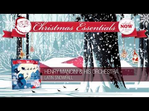 Henry Mancini & His Orchestra - Latin Snowfall (1963)  // Christmas Essentials
