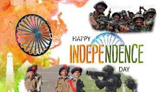 Hum sab bharetiya hain NCC SONG ...(Independence day Special )