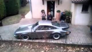 Porsche moteur de ouf