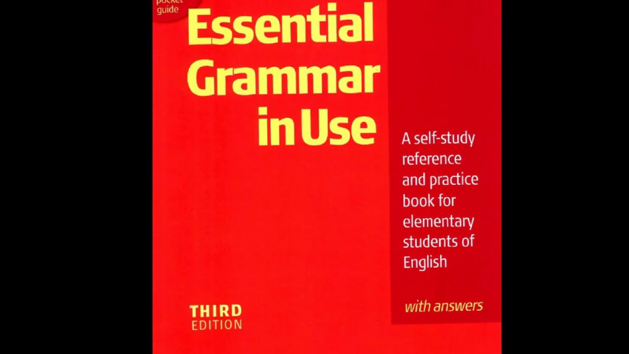 Descargar Libro English Grammar In Use Essential Grammar In Use