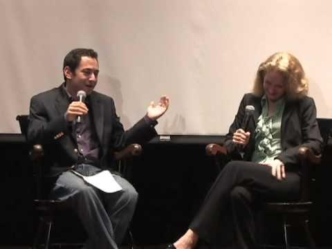 Melissa Leo Interviewed by Scott Feinberg