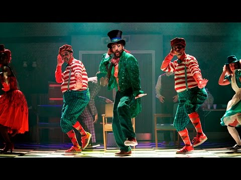 The Mad Hatter's Tea Party – Find your groove (ZooNation Dance Company, Royal Opera House)