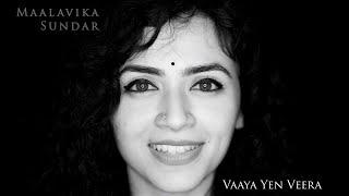 Vaaya Yen Veera - Maalavika Sundar Unplugged - Leon James - Kanchana 2