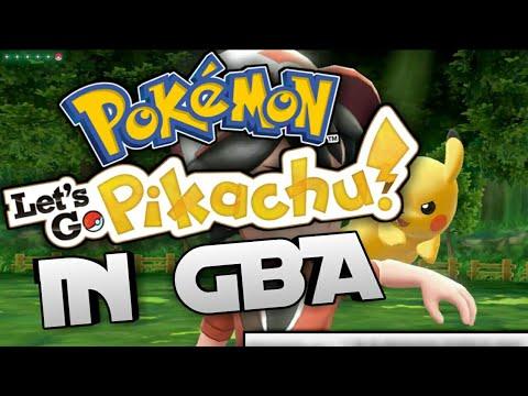 Pokemon thunder yellow gba rom