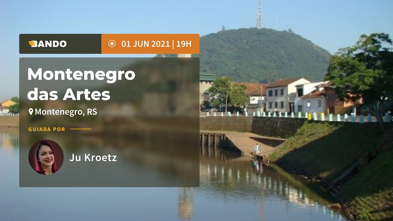 Montenegro das Artes - Experiência guiada online - Guia Ju Kroetz