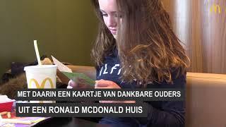 McHappy Day bij McDonald's Veghel