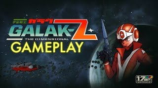 GALAK-Z: The Dimensional - Gameplay [2D Dogfighting Roguelite Space Shooter]