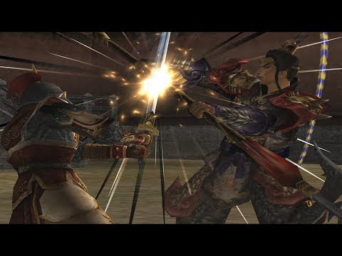 Defeating Lu Bu In A Duel With All Characters (Expert Difficulty) | Dynasty Warriors 4