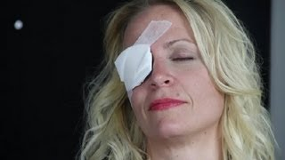How to Apply an Eye Patch : Information on Eyes