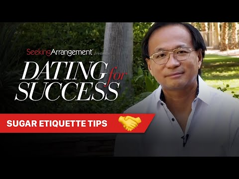 Sugar Dating Etiquette with SeekingArrangement's Brandon Wade | Dating For Success