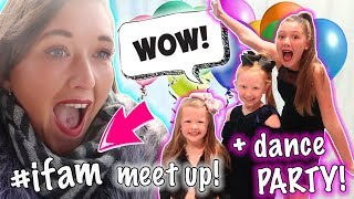 SURPRISE CINEMA MEET UP! + THE GIRLS ANNUAL DANCE PARTY!