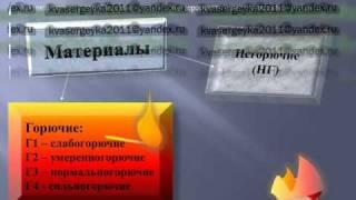 демо ПТМ Т2 Общие понятия о горении...