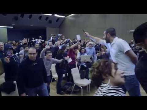 Adobe Creative Meetup 2016 - Milano -  #MannequinChallenge