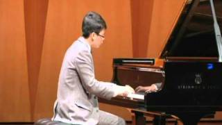 Grand Polonaise Brillante by Chopin - Jeremy Yeo