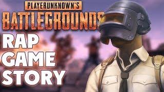 [RapGameStory] Playerunknown's battlegrounds | The PUBG RAP