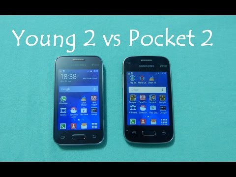 Young 2 vs Pocket 2 | COMPARATIVO