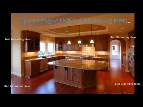 Cherry Kitchen Cabinet Designs Decor Decorating Ideas