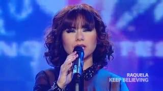 Malta Eurovision 2013 - Keep Believing - Raquela