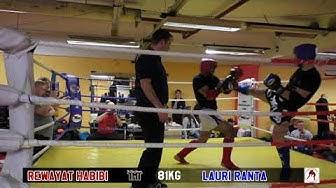 Rewayat Habibi TMT vs Lauri Ranta MMA Imatra