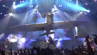 Iron Maiden - Aces High Live @ AccorHotels Arena Paris 5.7.2018