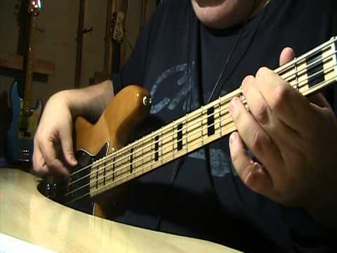 Vote No on : Billy Joel Piano Man Bass Cover