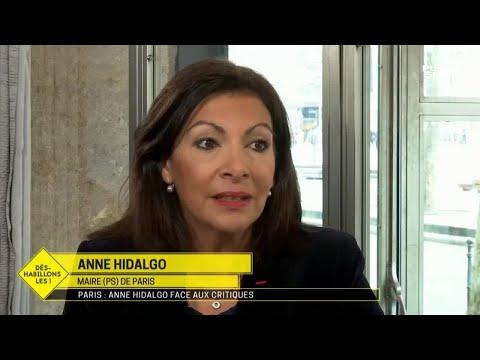 Paris : Anne Hidalgo face aux critiques - Déshabillons-les (17/02/2018)