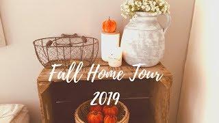 FALL HOME TOUR 2019 | FARMHOUSE STYLE DECOR