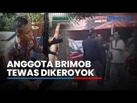 Video Detik-detik Anggota Brimob Tewas Dikeroyok di OKU Selatan, Kapolda Sumsel Beri Penjelasan Mp3