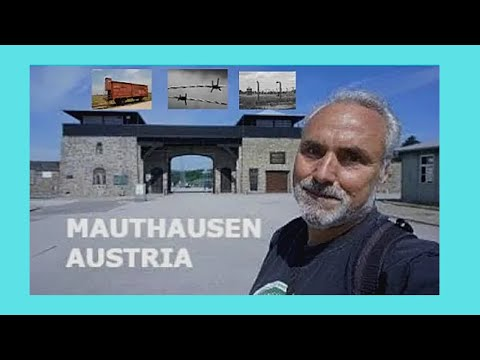 AUSTRIA: The WW2  Concentration Camp of MAUTHAUSEN, a FULL TOUR