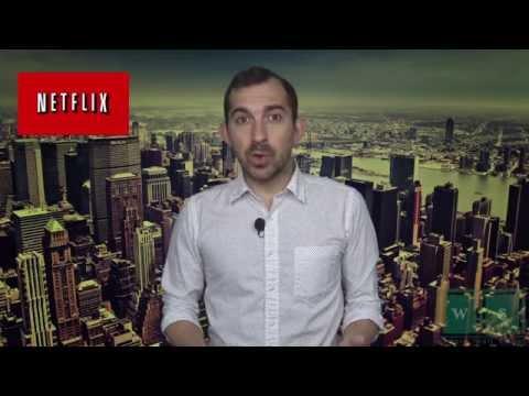 Wall Street Lunchbreak : Netflix débarque!