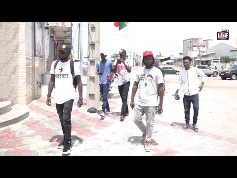B.O.C Hits The Streets Of Benin Republic  - Street Stroll