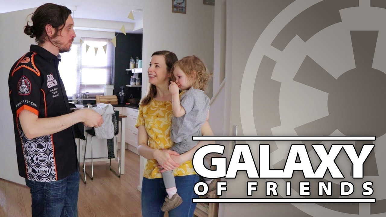 Galaxy of Friends - Part 4: Family