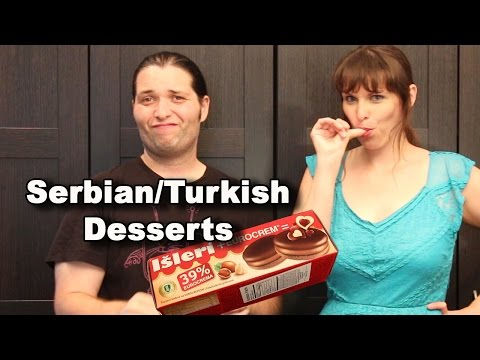 Serbian/Turkish Food - Geek World Eats