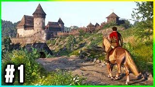 Kingdom Come: Deliverance Walkthrough Part 1 GAMEPLAY