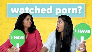 Indian Parents Play Never Have I Ever With Their Kids | BuzzFeed India