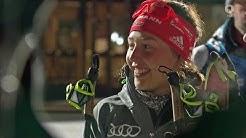 Heimspiel für Dahlmeier - City Biathlon in Garmisch