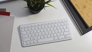 The Best Wireless Keyboard - Anker Wireless Keyboard Review!