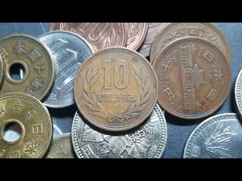 dating japanese yen coins