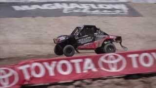 Cole Mamer Hits the Podium at RD 4 of the Lucas Oil Off Road Racing Series, Las Vegas