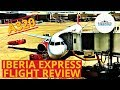 IBERIA EXPRESS Review: Putting The LOW In Low-cost Flying