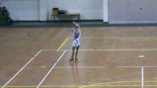 Europe Cup 2009 Luso Solo Dance Ana Aragão
